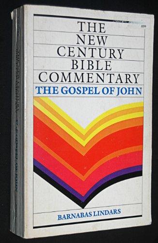 Gospel of John By Barnabas Lindars