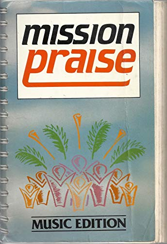 Mission Praise By Edited by Peter Horrobin