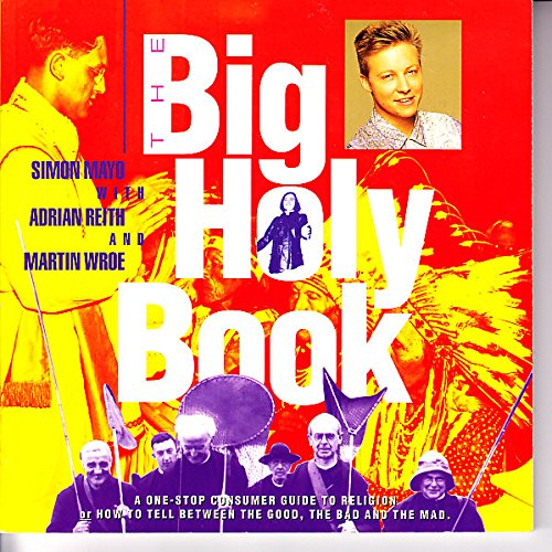The Big Holy Book by Simon Mayo