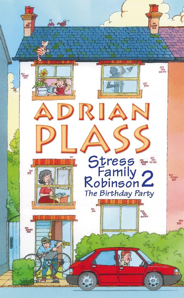Stress Family Robinson By Adrian Plass