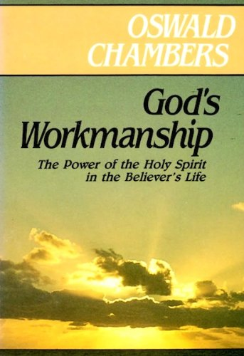 God's By Cswald Chambers