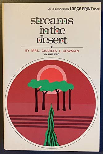Streams in the Desert Volume 2