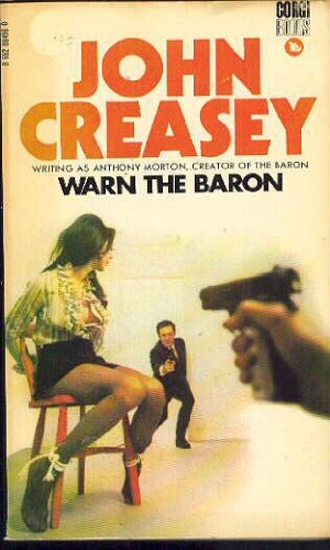 Warn the Baron By Anthony Morton