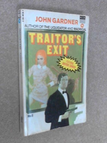 Traitor's Exit By John Gardner