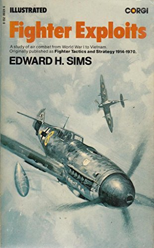 Fighter Exploits By Edward H. Sims