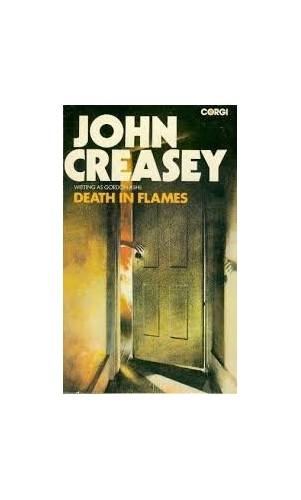 Death in Flames By Gordon Ashe