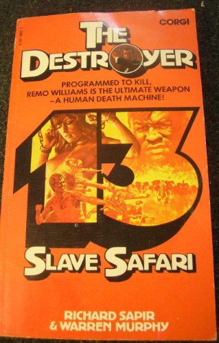 Slave Safari By Richard Sapir