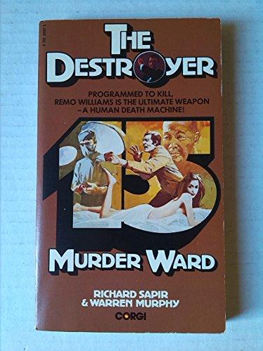 Murder Ward By Richard Sapir
