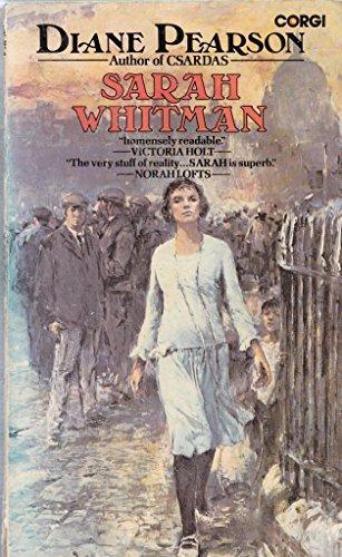 Sarah Whitman Changed Sbn By Diane Pearson
