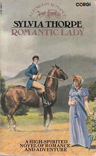 Romantic Lady By Sylvia Thorpe