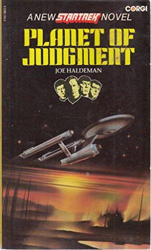 Planet of Judgment By Joe Haldeman