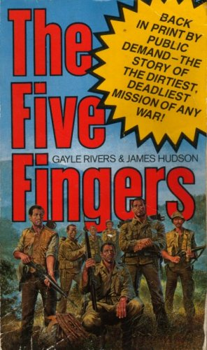 The Five Fingers By Gayle Rivers