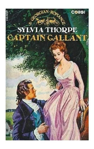 Captain Gallant By Sylvia Thorpe