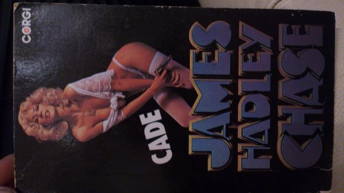 Cade by Chase, James Hadley Paperback Book The Cheap Fast Free Post