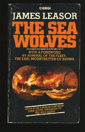 Sea Wolves By James Leasor