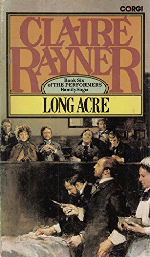 Long Acre By Claire Rayner