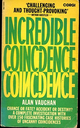 Incredible Coincidence By Alan Vaughan