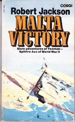 Malta Victory By Robert Jackson