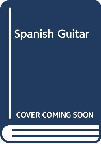 Spanish Guitar By Dan Morgan