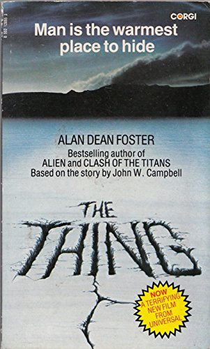 The Thing By Alan Dean Foster