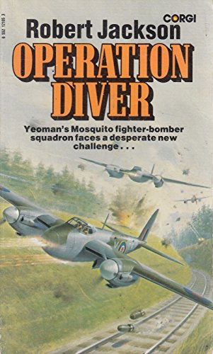 Operation Diver: Yeoman on Special Missions by Robert Jackson