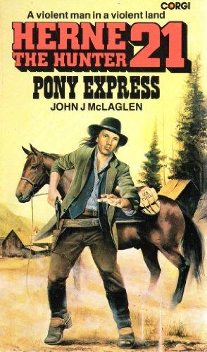 Pony Express By John J. McLaglen