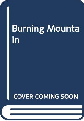 Burning Mountain By Alfred Coppel