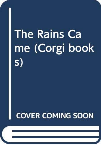 The Rains Came (Corgi books) By Louis Bromfield