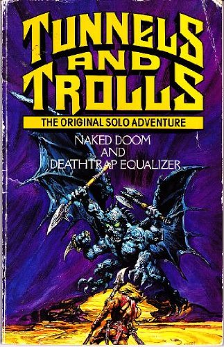 Tunnels and Trolls By Ken St Andre