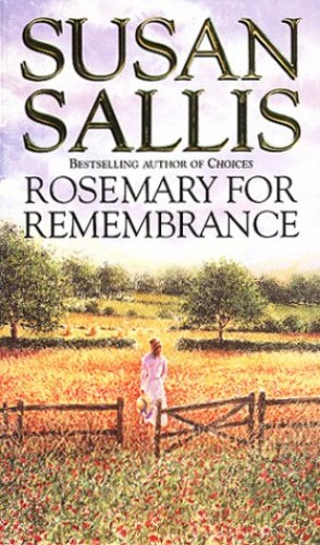 Rosemary For Remembrance By Susan Sallis