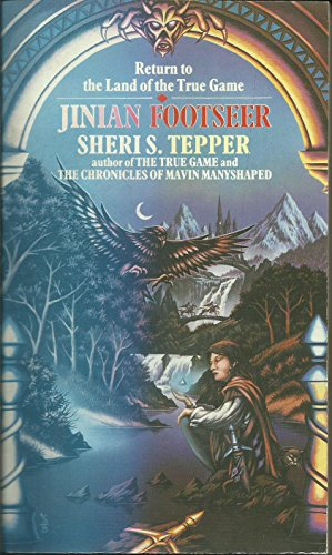 Jinian Footseer By Sheri S. Tepper