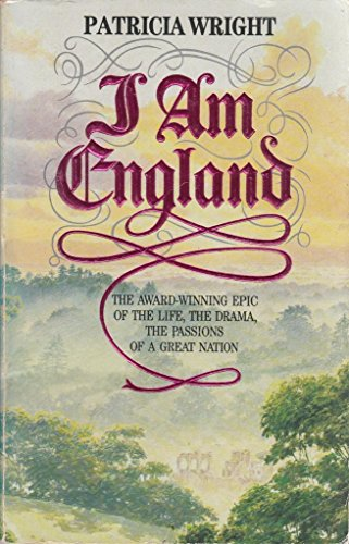 I am England By Patricia Wright