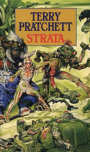 Strata By Terry Pratchett