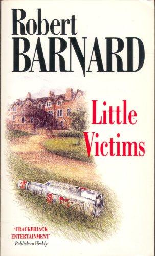 Little Victims By Robert Barnard