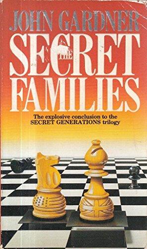The Secret Families By John Gardner