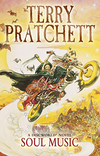 Soul Music: (Discworld Novel 16) (Discworld Novels) By Terry Pratchett