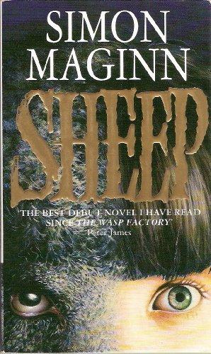 Sheep By Simon Maginn