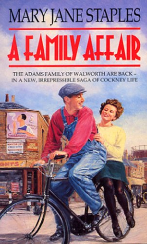 A Family Affair By Mary Jane Staples