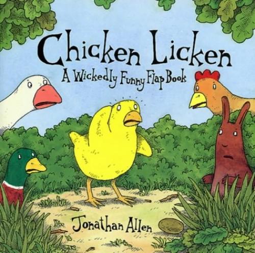 Chicken Licken By Jonathan Allen