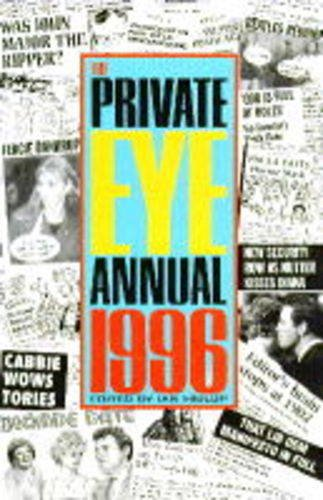 "The ""Private Eye"" Annual By Volume editor Ian Hislop"