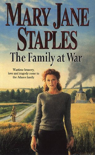 The Family At War By Mary Jane Staples