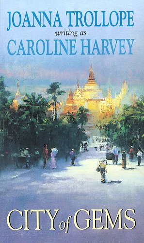 The City Of Gems By Caroline Harvey