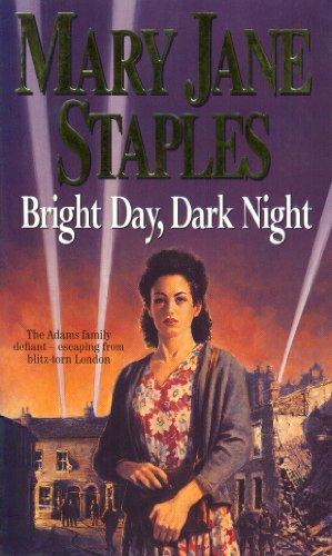 Bright Day, Dark Night By Mary Jane Staples