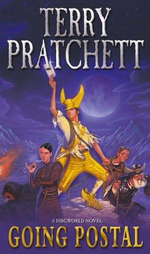 Going Postal: A Discworld Novel By Terry Pratchett