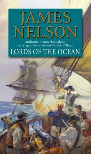 LORDS OF THE OCEAN By James Nelson