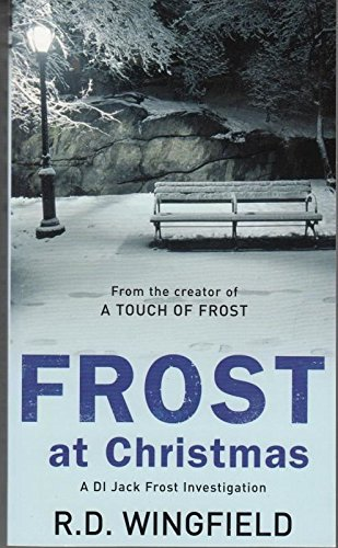 Frost at Christmas By RD Wingfield