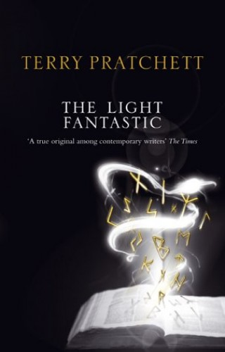 The Light Fantastic: (Discworld Novel 2) by Terry Pratchett
