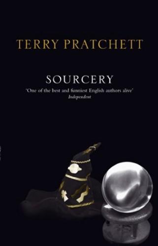 Sourcery By Terry Pratchett