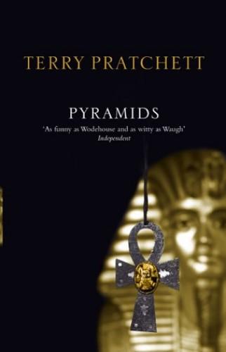 Pyramids: (Discworld Novel 7) by Terry Pratchett
