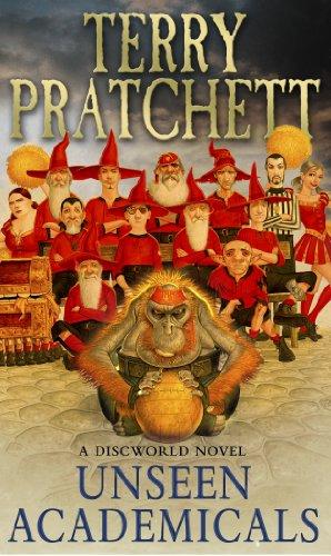 Unseen Academicals: (Discworld Novel 37) by Terry Pratchett